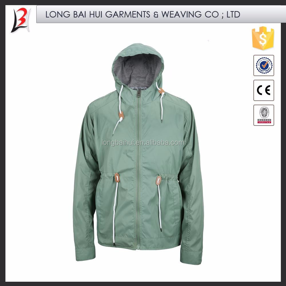 Various Size polyester men snow jacket