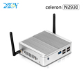 Desktop Computer Factory Price Celron N2930 Quad Core 2G Ram 120G Ssd Windows10 Mini PC Box