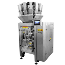 automatic biscuits weighing packaging machine