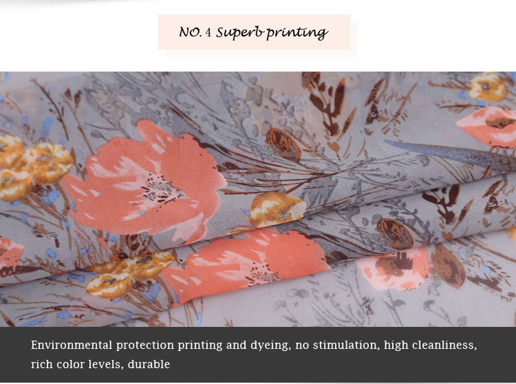 alibaba china supplier wholesale cheap printed chiffon fabric stocklot in shaoqing keqiao warehouse