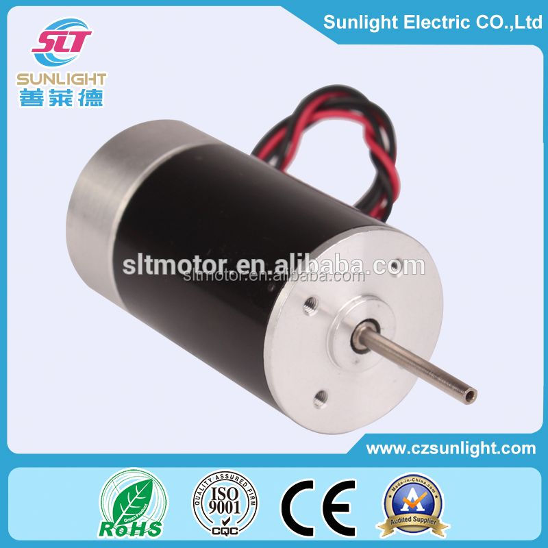 HOT SALE SLT36BL01 outrunner brushless DC Motor for electric skateboard