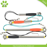 Pet accessories manufacture dog bike leashes,dog leash for running
