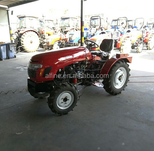 China made good quality small garden tractor