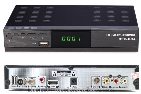 DVB-S2+T2+IPTV+Internet Application, Wi-Fi/3G Dongle, Youtube, GoogleMap, Weather.