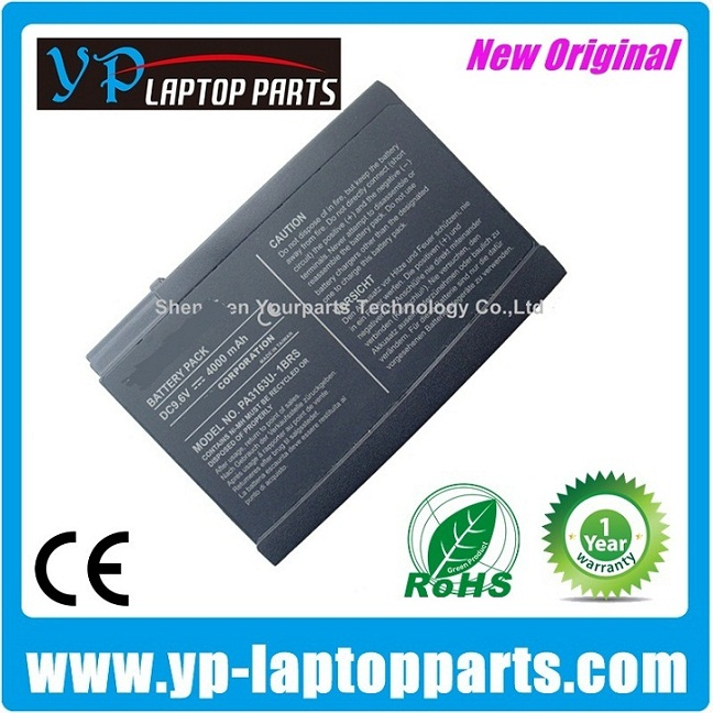 wholesale dropship for Toshiba Satellite 1000-Z2 1005-S158 1005-S157 1000-S158 1000-S157 1000 Series 1005 PA3163U laptop battery