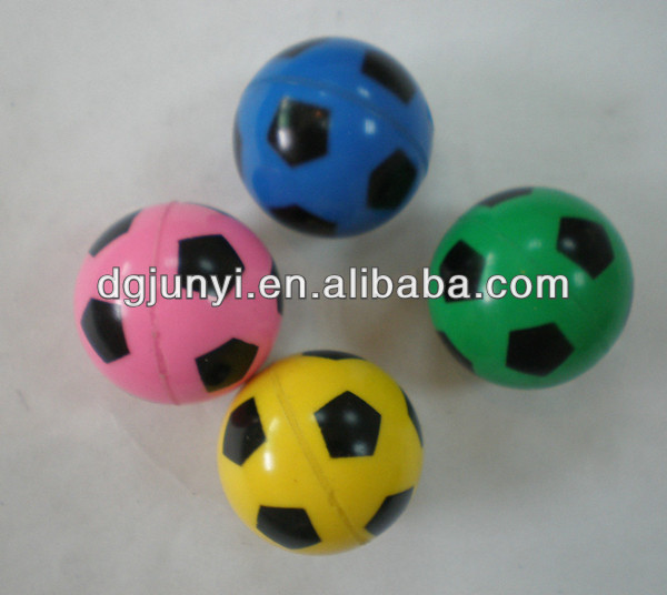 Interesting plastic Toy balls making & painting