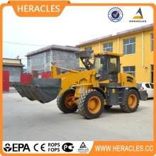 Chinese factory price high quality electric skid steer loader