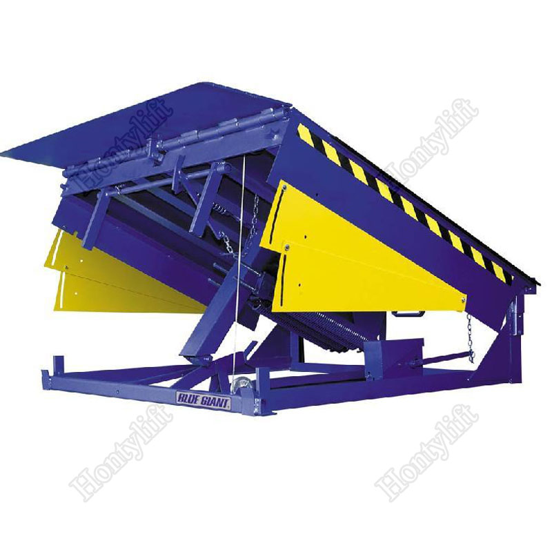 2016 Hot Sale Hight Quality Mechanical Dock Leveler with CE Certificate