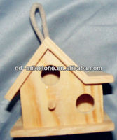 Christmas decorative hanging bird nest