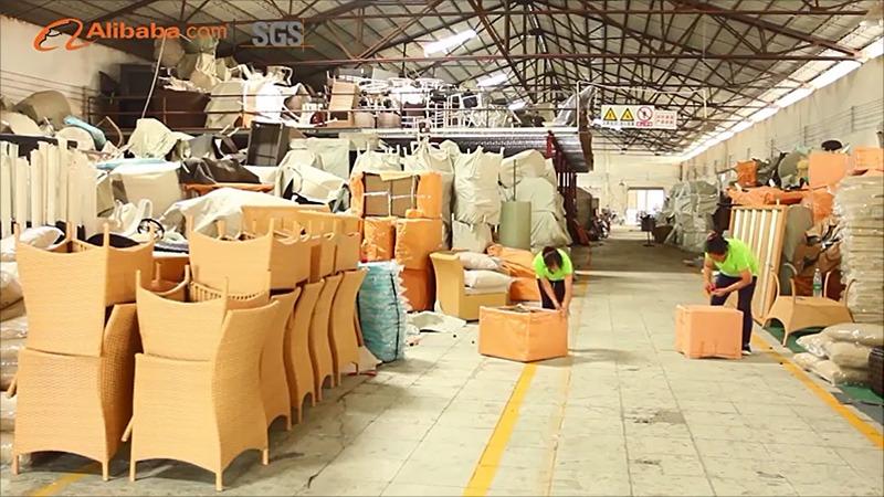 Foshan yange furniture co. ltd. outdoor furniture garden furniture