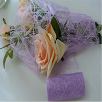 lilac sizo web material for flower wrapping