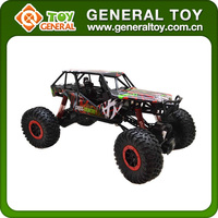 2.4G 1/10 RC Rock Crawler Climbing Car For Sale