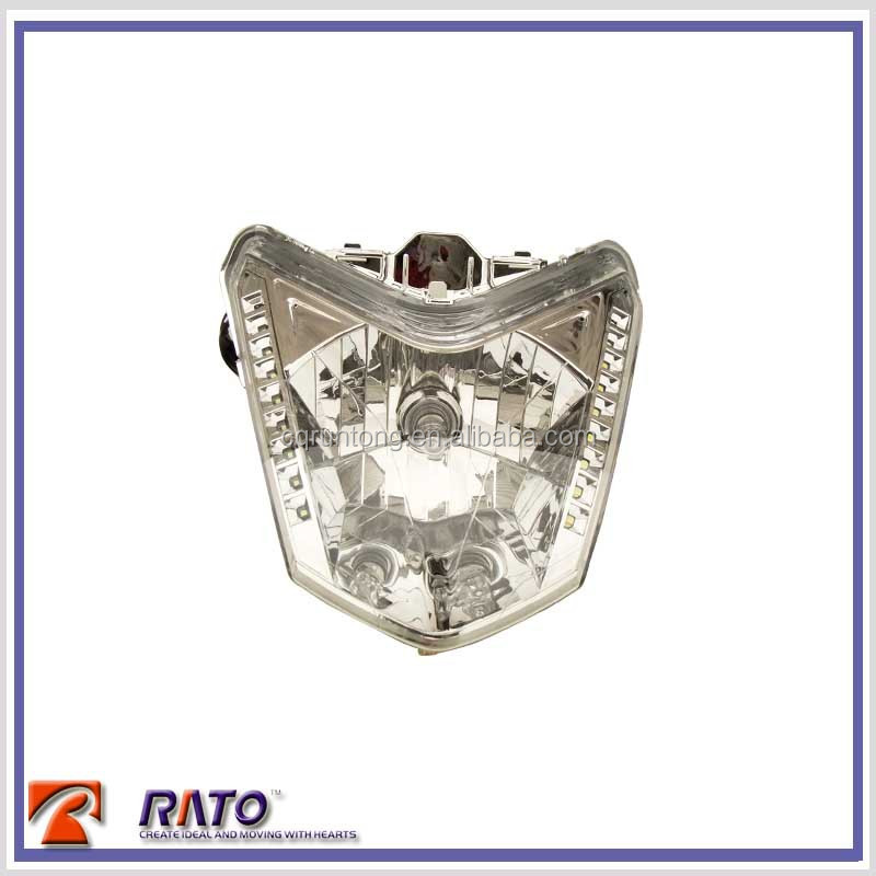 RATO RT110-7 110cc cub motorcycle led headlight for sale