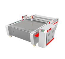 Fabric strip cutting machine car key cutting machine