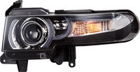 Toyotafj cruiser 07-up head lamp with grille hot selling popular agency front light