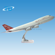 Civil aviation products ACG 1/100 70CM model boeing 747