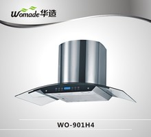 wall mounted hammered copper range hood cooker hood