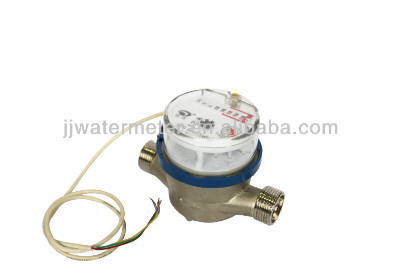Remote Reading Dry-Dial Water Meter smart water meter