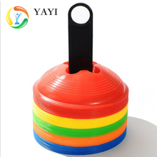 Colorful soft easy trainingfancy top disc cones