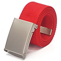 Hotsale high quality fashion webbing belt