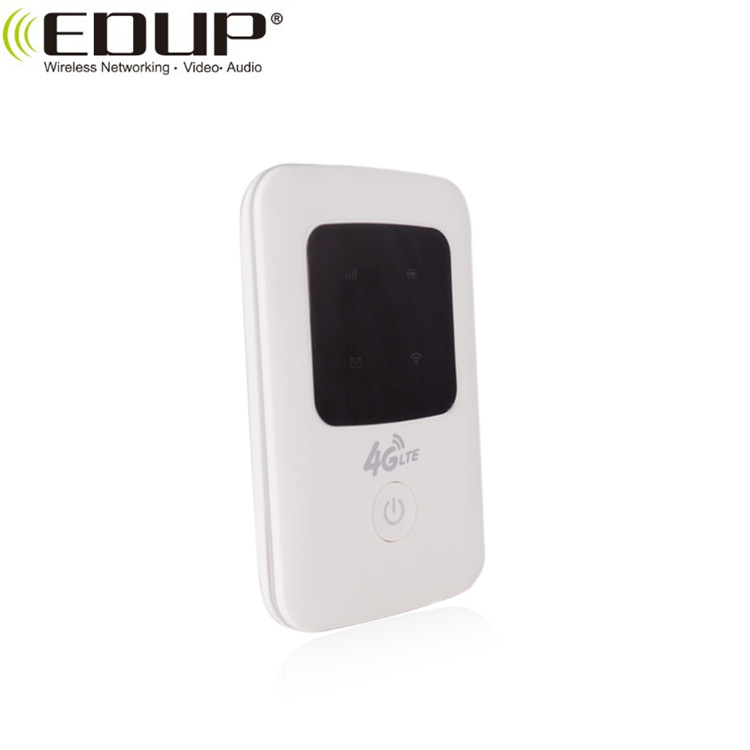 WiFi Pocket Hotspot  2100mAh 4G LTE Global Wireless Mobile MiFis