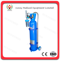 SY-K009 New type of medical portable Oxygen cylinder oxygen supply device