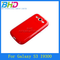 for Samsung Galaxy s3 I9300 Jelly TPU Cover Case