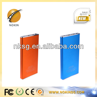 Double USB power bank with competitive price polymer lepow power bank for Sumsung HTC