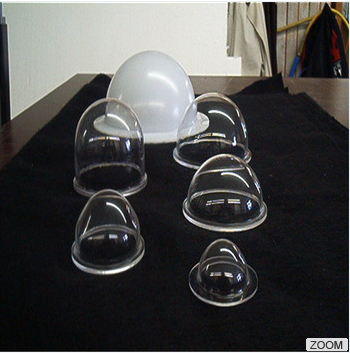 Customized acrylic ,Clear Acrylic Hemisphere Dome Transparent Plastic Half Sphere Cover