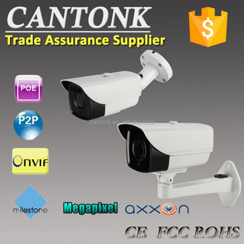 3.0MP Cctv Bullet Camera 2.8mm Lens p2p mobile ip camera day and night vision