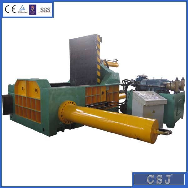 Waste copper baling machine iron baler aluminum pressing machine
