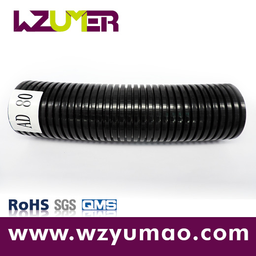 WZUMER foodstuff machineries automatic Electrical PA Plastic Corrugated Pipe
