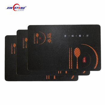 Personalized 125KHZ Card PVC Standard Size Printing Card TK4100 EM4200 Chip