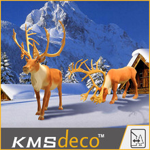 2016 Most Popular Christmas Decorations LED 3d Reindeers