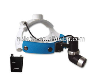 Hot products ! 3W LED surgical medical headlight for dental plant