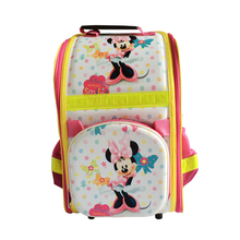 EVA 600D Mickey Mouse kids school bag folded children backpack