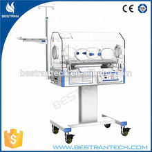 medical delivery room equipment ICU medical transport infant incubator for sale