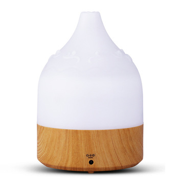 High Safety ultrasonic rainbow essential oil hotel lobby aromatherapy scent diffuser