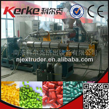 Waste plastic granulator Easy to operate Reasonable price recycled plastic granules