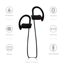 2016 new wholesale cheapest bluetooth earphones,Amazon top sale waterproof sport bluetooth ear buds connect 2 cellphone