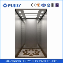 Classical Passenger Lift Passenger Elevator For Machine Room Less