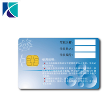 Tv Smart Card Satellite Receiver Smart Card