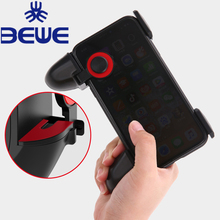 Transparent Smartphone Mobile Gaming Controller Fire Button Aims Trigger L1R1 Shooter Joystick PUBG