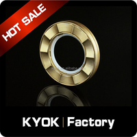KYOK High quality metal curtain rings fashion rings 2016