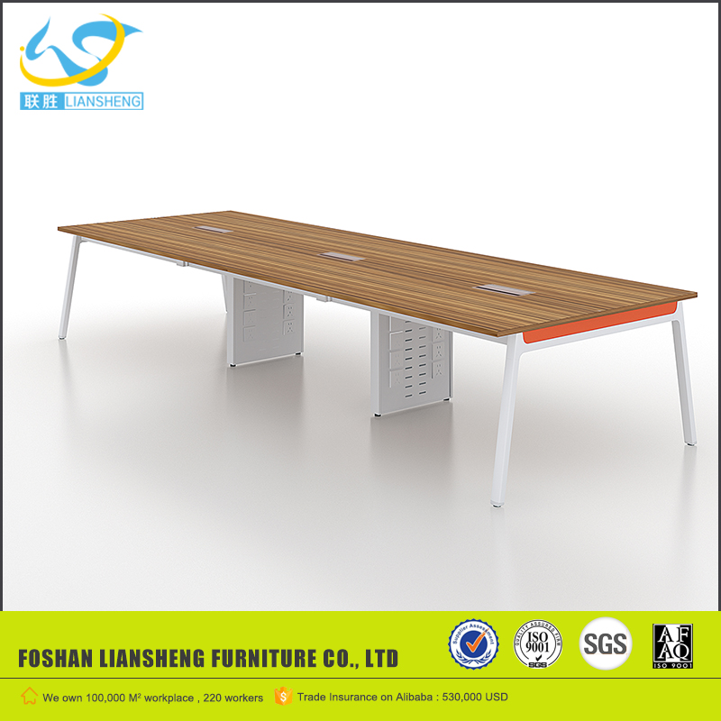 2017 Used Designs MFC top conference table Office Furniture Table