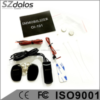 New rfid 2.4ghz immobilizer system for cars anti-hijacking