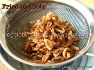 Hot sale Fried onion export South Asian HALAL certificate
