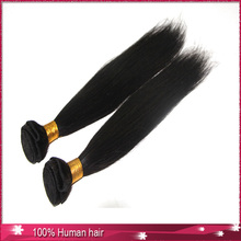 High quality unprocessed raw peruvian straight braiding hair
