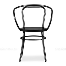 Short time delivery factory supply metal dining chair