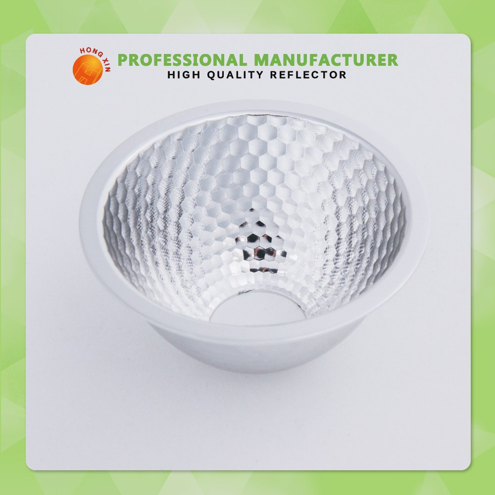 Customized Oem 3 Inches High Reflective Wax Lamp Shades